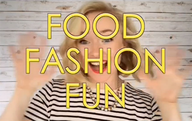 Food Fashion Fun