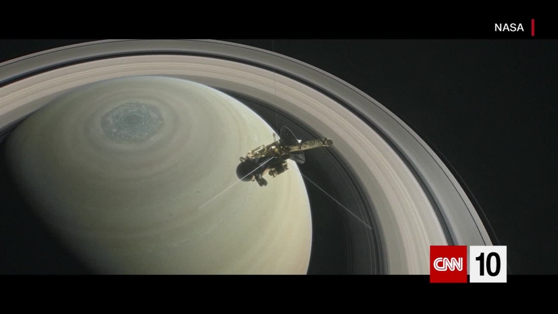 North Koreans Gather to Celebrate a Public Holiday; White House Outlines Tax Reform Plan; Cassini Tries to Shoot the Gap Between Saturn and Its Rings