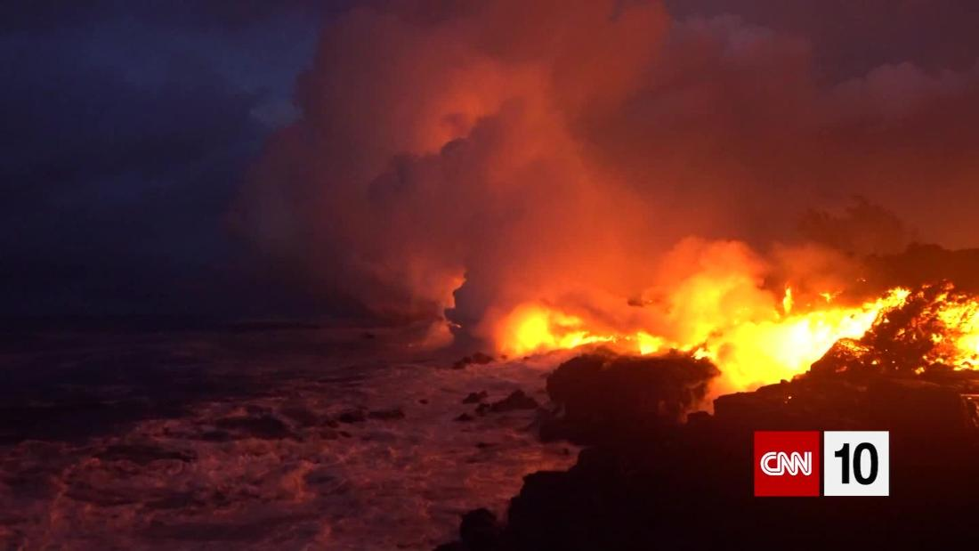 Trade Tensions Ease Between the U.S. and China; Hawaii's Kilauea Volcano Brings New Threats; JCPenney Struggles to Survive