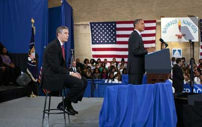 an analysis of president obamas third annual back to school speech Documents similar to president obama's remarks at the us/china strategice and economic dialogue, july 27, 2009  analysis of windscale fire disaster(2 .