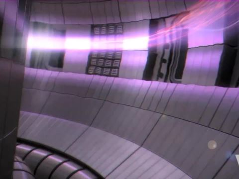 Fusion Reactor Still in Works