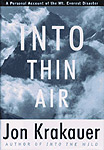 tragedy and tragic hero into thin air jon krakauer Where he defines what makes a tragic hero is now the air force his legacy of tragedy and triumph resonates in into the wild jon krakauer.