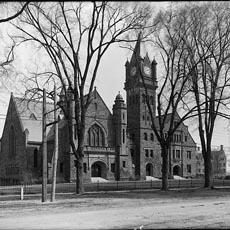 Mary Lyon opened Mount Holyoke Seminary for Women in eighteen thirty-seven.