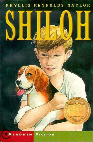 Shiloh is a Newbery Medal-winning children's novel by Phyllis Reynolds Naylor published in 1991.