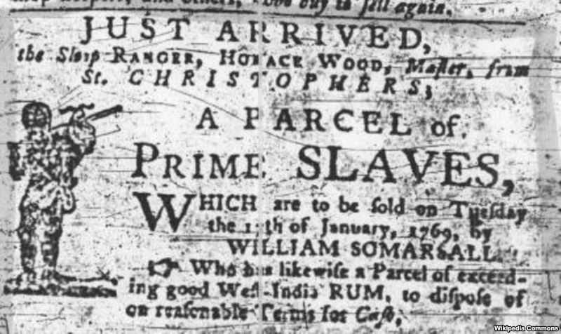 the introduction of slavery in the History of slavery in america first slaves white lion in 1619, a dutch ship, the white lion, captured 20 enslaved africans in a battle with a spanish ship.