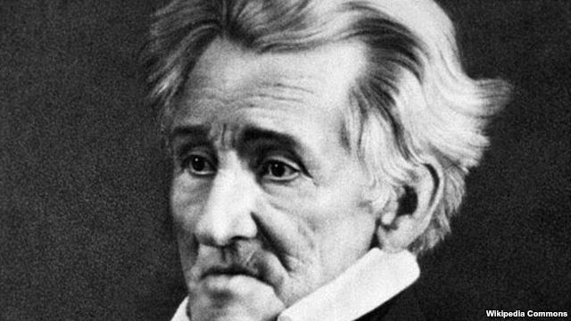 andrew jackson and his road to presidency While john f kennedy was the first irish-catholic president, andrew jackson was the first chief executive with roots in the emerald isle check out that and nine other surprising facts.