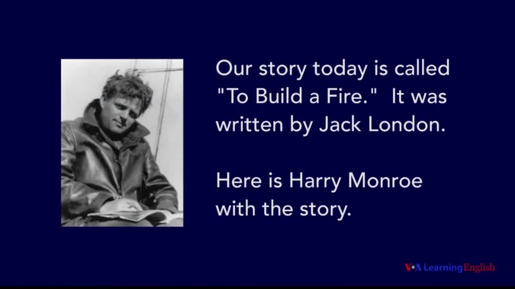 "jack london s to build a fire Knowledge or instinct jack london's ""to build a fire"" introduction the man was a newcomer in the land, a chechaquo, and this was his first winter."