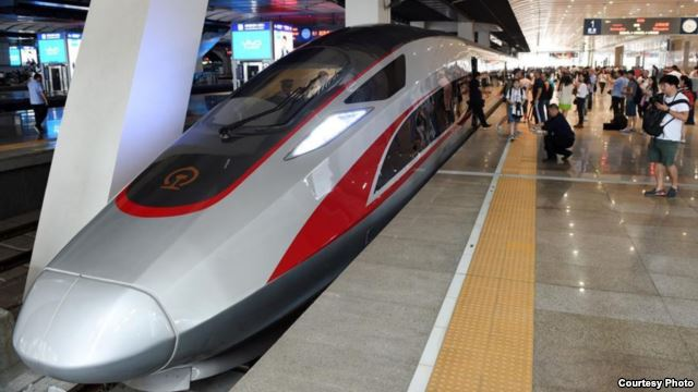 China Restarts Fastest Bullet Trains