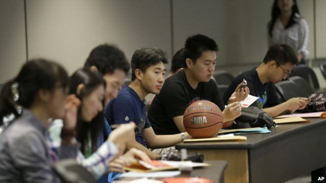 US Considers New Restrictions on Chinese Students