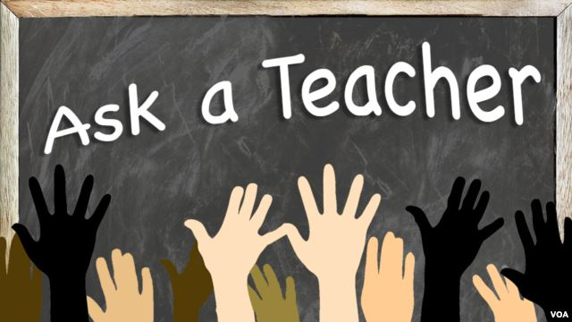 Ask a Teacher: How to Learn More Words