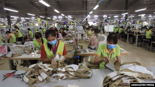 Vietnam's Economy Gets Boost from US-China Trade War
