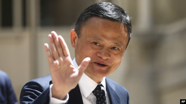 Alibaba Founder Jack Ma Resigns as Company Chief