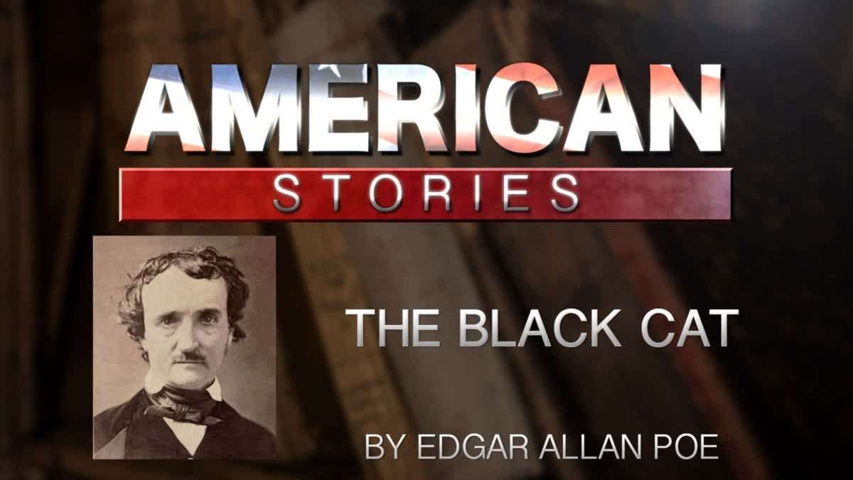 AMERICAN STORIES - The Black Cat